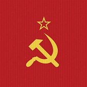 CCCP Flag Symbol