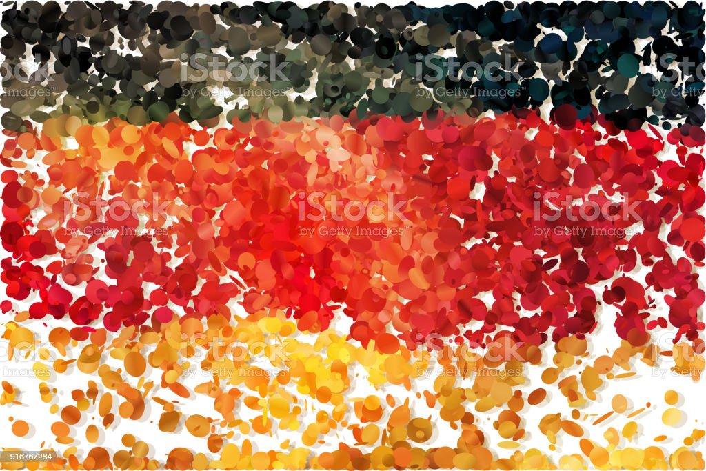 Flagge – Vektorgrafik