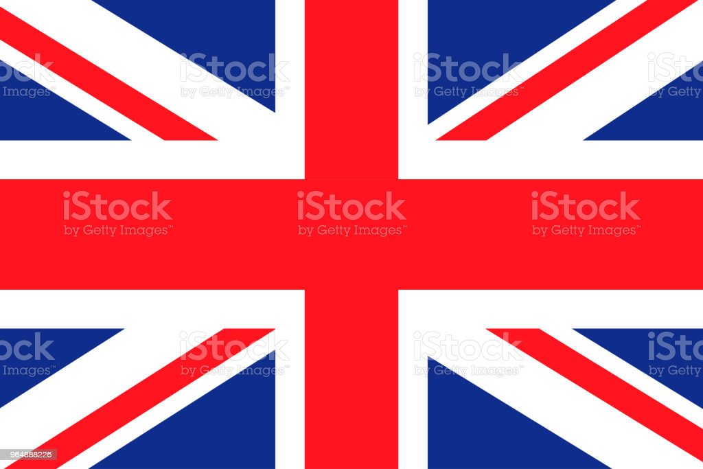 UK flag vector royalty-free uk flag vector stock vector art & more images of awe
