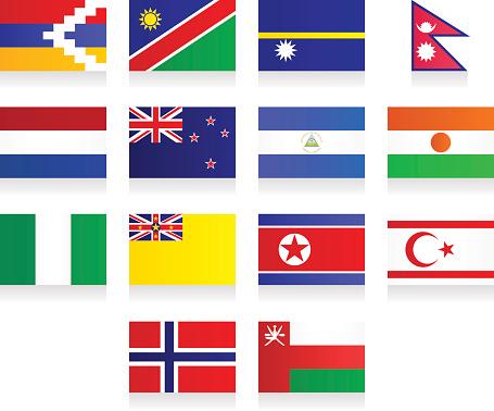 """Flags - """"N"""", """"O"""""""