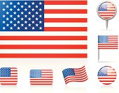 Flags of USA