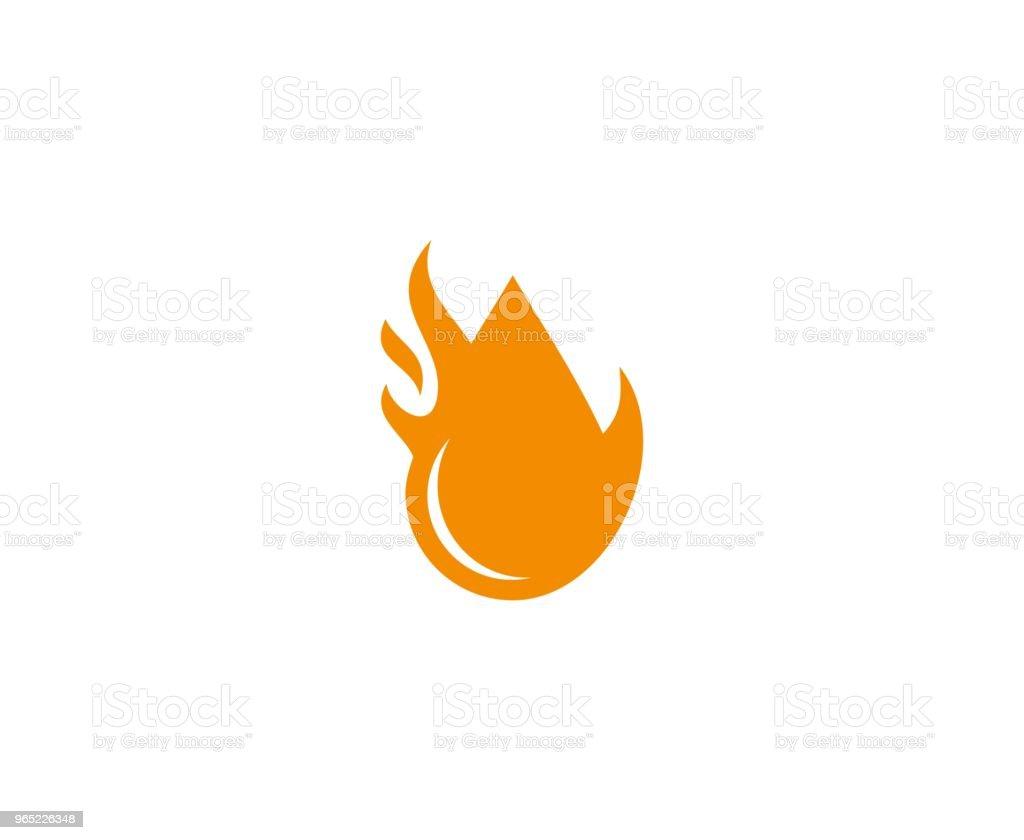 Flame icon flame icon - stockowe grafiki wektorowe i więcej obrazów abstrakcja royalty-free