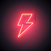 flash neon sign