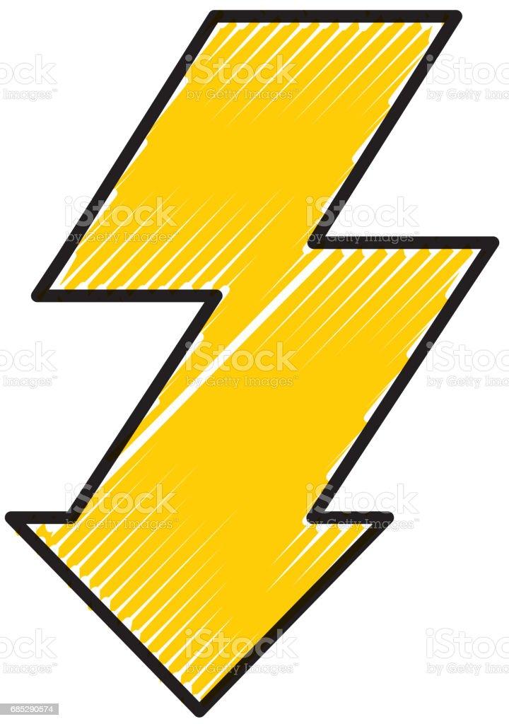 flash ray photographic item flash ray photographic item - arte vetorial de stock e mais imagens de apresentação digital royalty-free