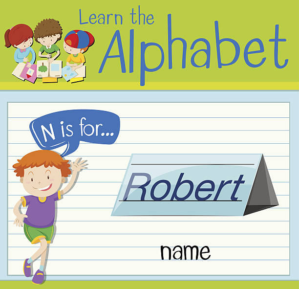 royalty free kids name cards clip art vector images illustrations