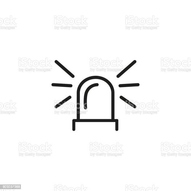 Flasher light sign line icon vector id923237388?b=1&k=6&m=923237388&s=612x612&h=nxl3i1 xbzd4vje8res5e0x  9znsfndbm40fue2yy8=
