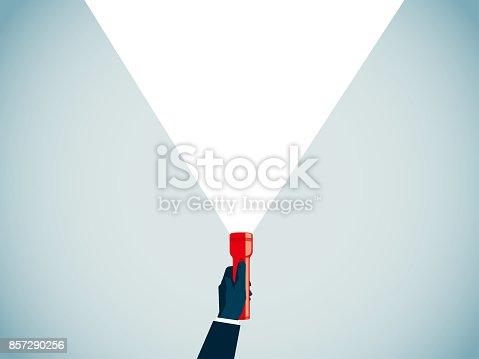 istock Flashlight 857290256