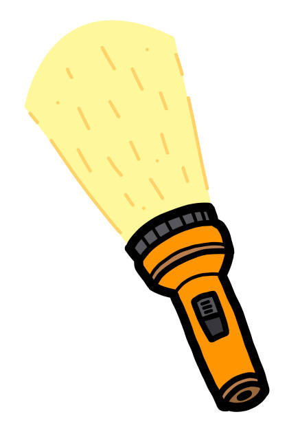 Image result for flashlight clipart