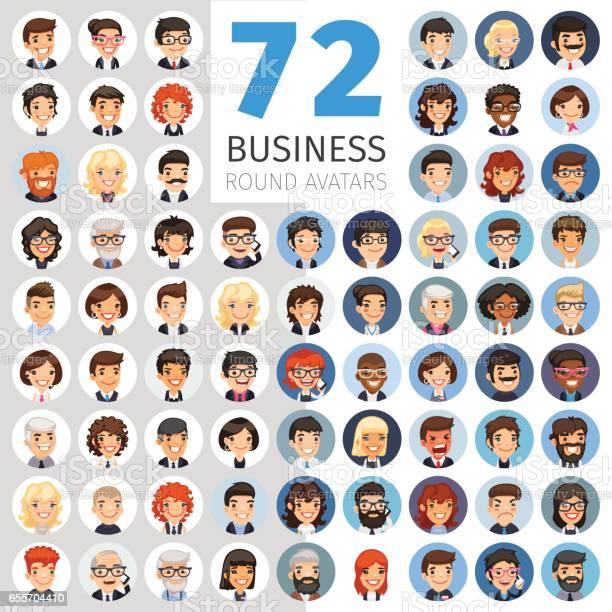 Flat businessmen round avatars big collection vector id655704410?b=1&k=6&m=655704410&s=612x612&h=rtkpdbso t3srv3mf3euet5awq8m2cuibr77acxfsus=