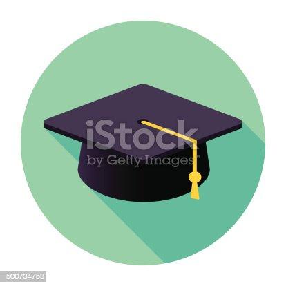 istock Flat Cap Icon 500734753