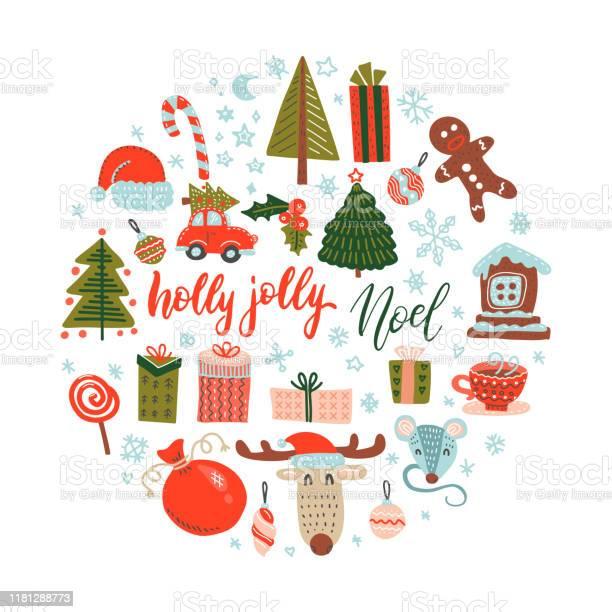 Flat color doodle vector christmas design elements hand drawn gift vector id1181288773?b=1&k=6&m=1181288773&s=612x612&h=m onubtnmchorsojet pt3ejjqnhainib0z40h 9a0g=