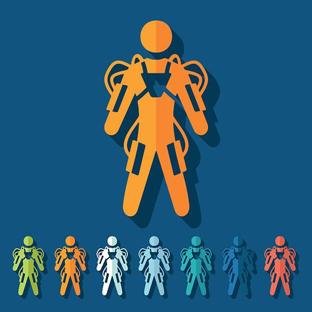 Best Powered Exoskeleton Illustrations, Royalty-Free ...