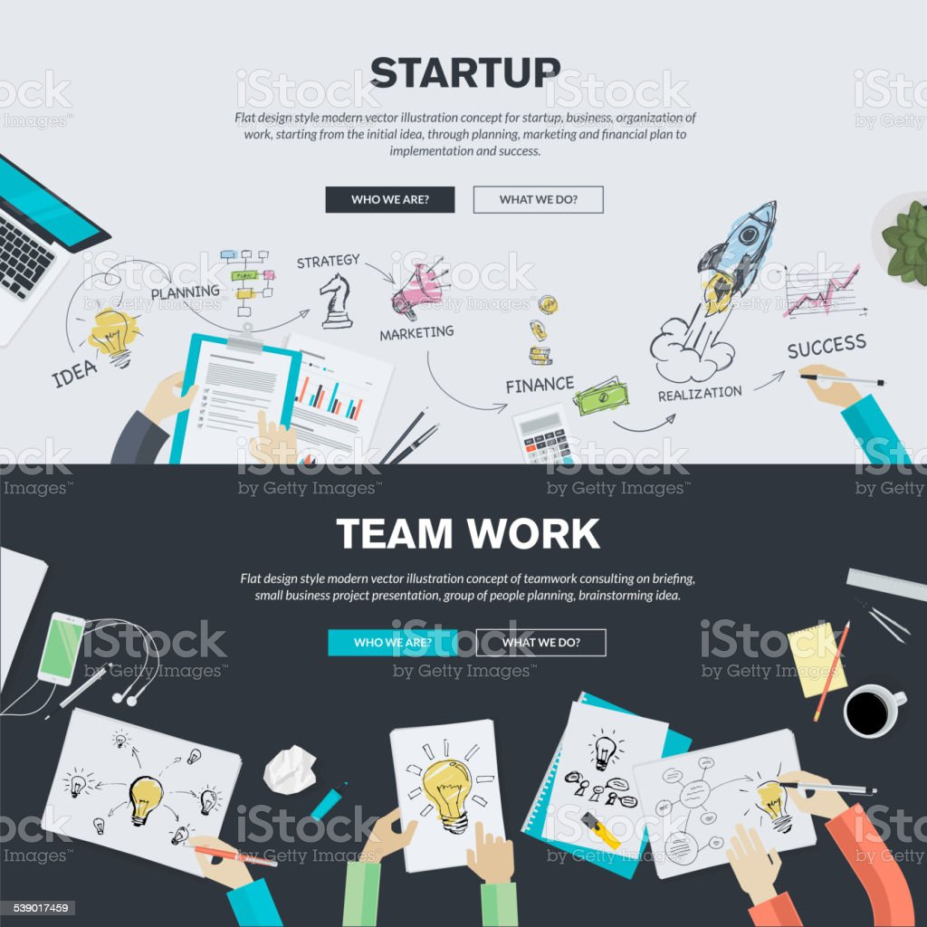 Flat design illustration concepts for business startup and team work chart computer concepts topics credit card currency flat design illustration concepts for business startup colourmoves