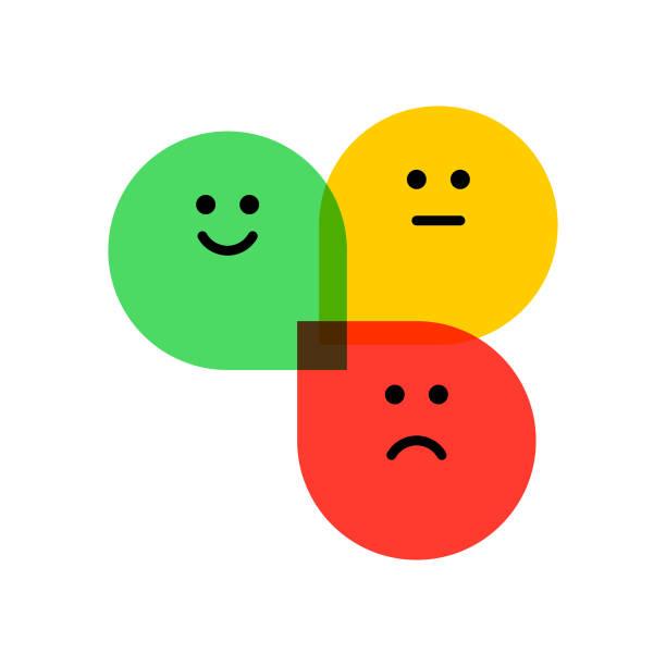 Icônes de score pour le promoteur design plat - Illustration vectorielle