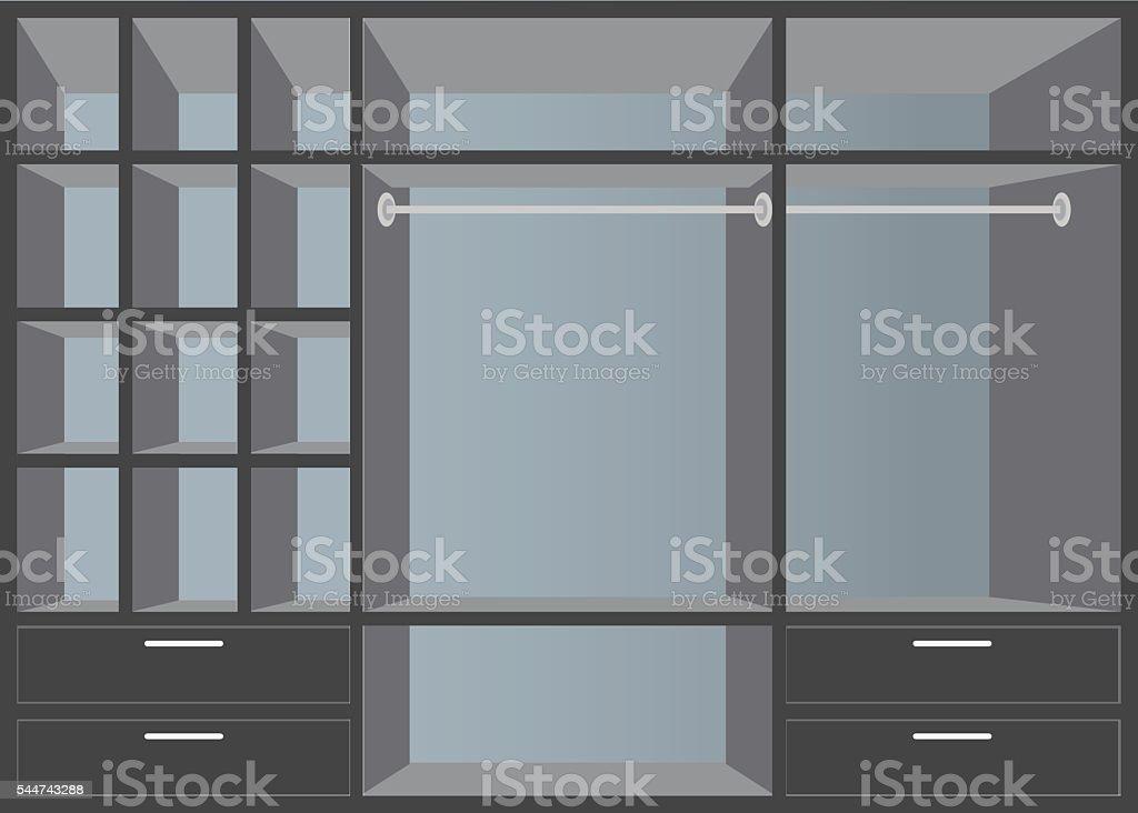 Mensole Per Cabina Armadio.Design Piatto Cabina Armadio Con Mensole Immagini
