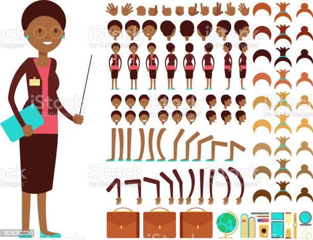 Flat female teacher or professor character creation vector vector id825082236?b=1&k=6&m=825082236&s=612x612&h=gvjavmhniihqpiljtrpjpmwculeonih1ub1pbgqmtey=