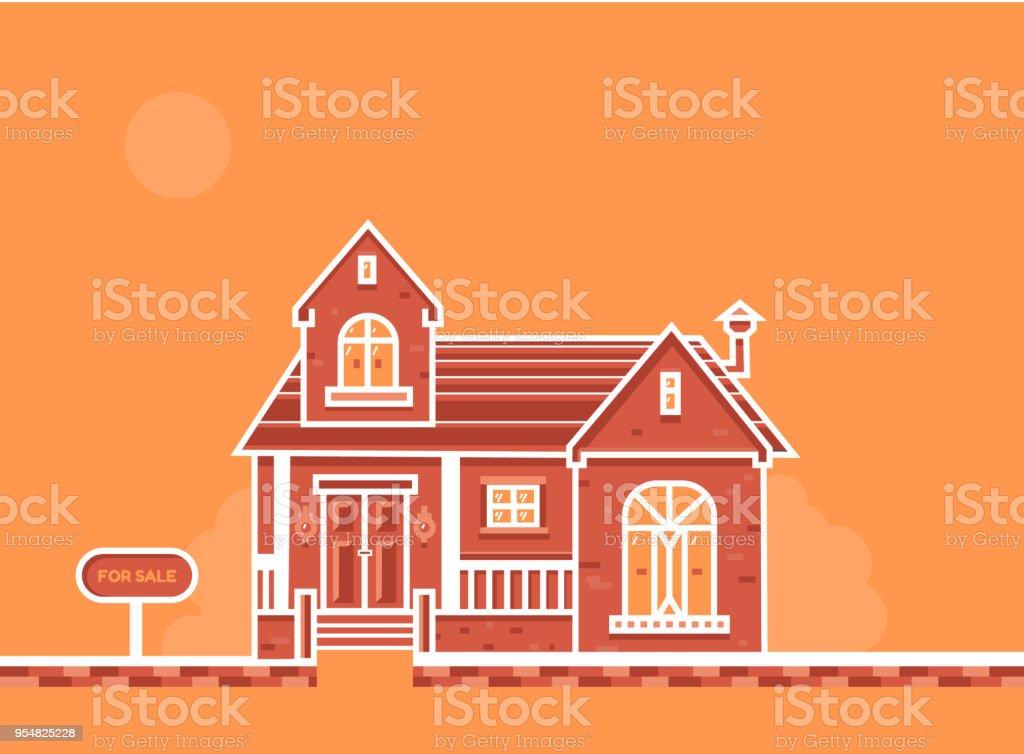 Wohnung Haus Zu Verkaufen Mit Einem Schlafzimmer Heißen Vorschlag ...