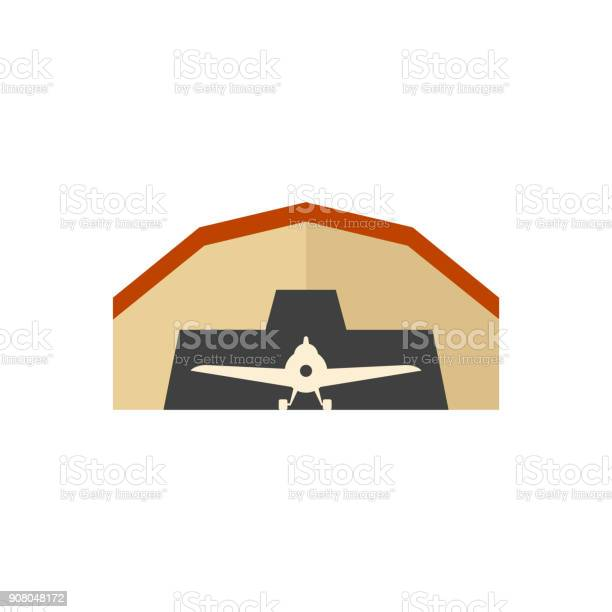 Flat icon airplane hangar vector id908048172?b=1&k=6&m=908048172&s=612x612&h=nlxuwe9iwewbdxuhvm cwdccgn8g8yvcsw hns8flgc=