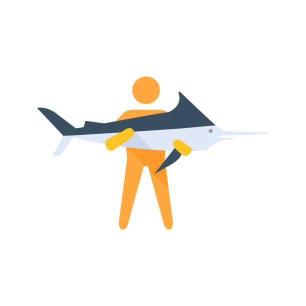 Flat icon - vector art illustration