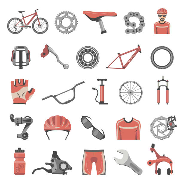 Best Bicycle Frame Illustrations, Royalty-Free Vector Graphics
