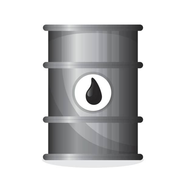 Royalty Free Crude Oil Index Clip Art Vector Images Illustrations