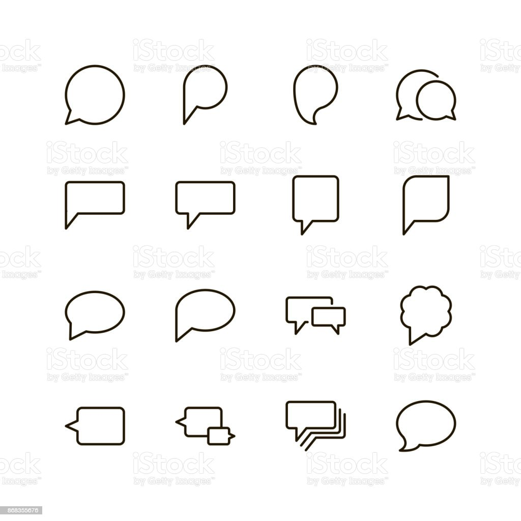 Flat line icon vector art illustration