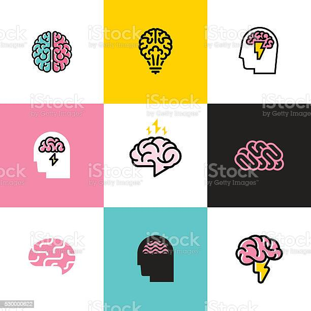 Flat line icons set of brain brainstorming idea and creativity vector id530000622?b=1&k=6&m=530000622&s=612x612&h=xscg8ttid s3by3mfw4nqyw 56c13q5vjkqxrujj8b8=