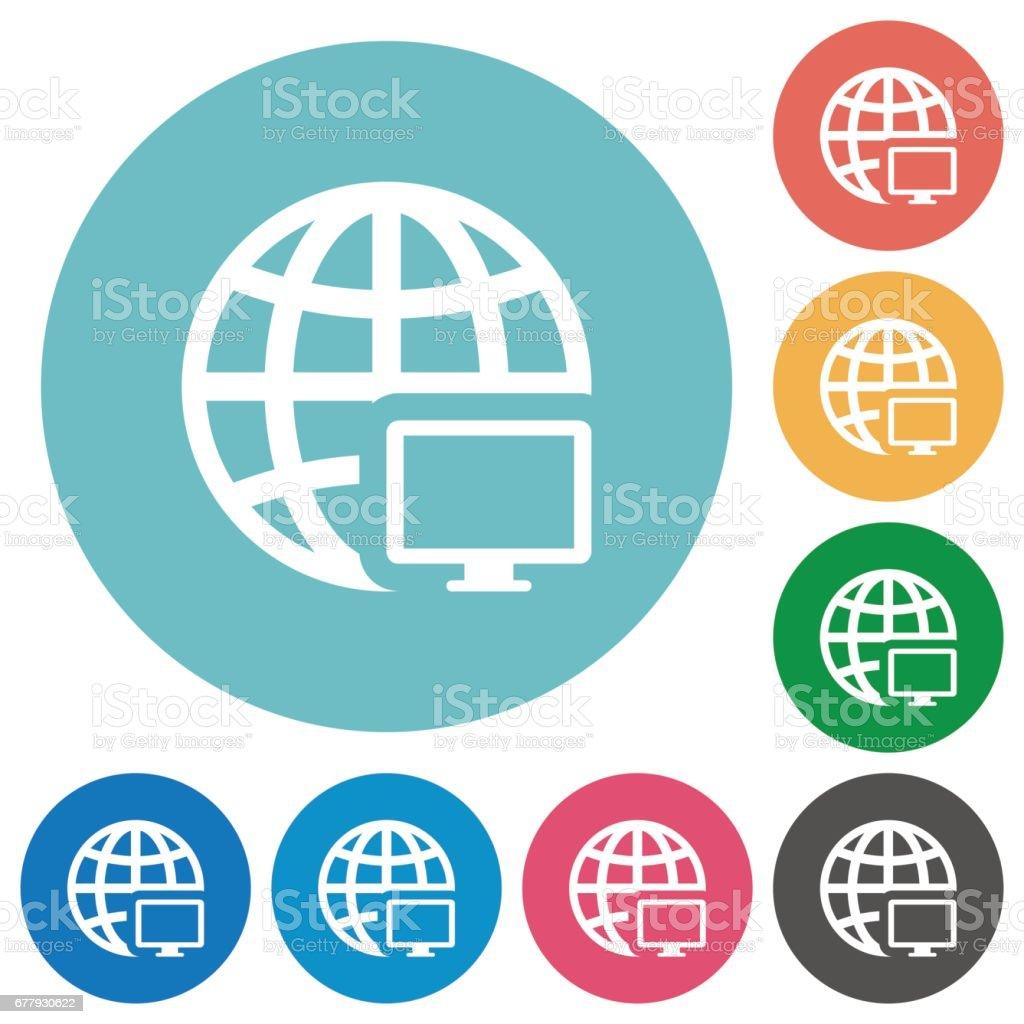 Flat remote terminal icons royalty-free flat remote terminal icons stock vector art & more images of applying