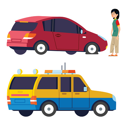 Flat tire and Breakdown Service