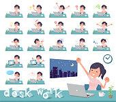istock flat type chiropractor women_desk work 1125942993