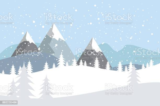 Flat vector landscape with silhouettes of trees hills and mountains vector id883235486?b=1&k=6&m=883235486&s=612x612&h=izh77auh4x8eleqvuuvmo4xdnku6quqe9jdit ktgqk=