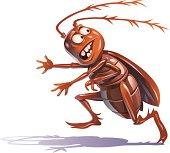 Fleeing Bug