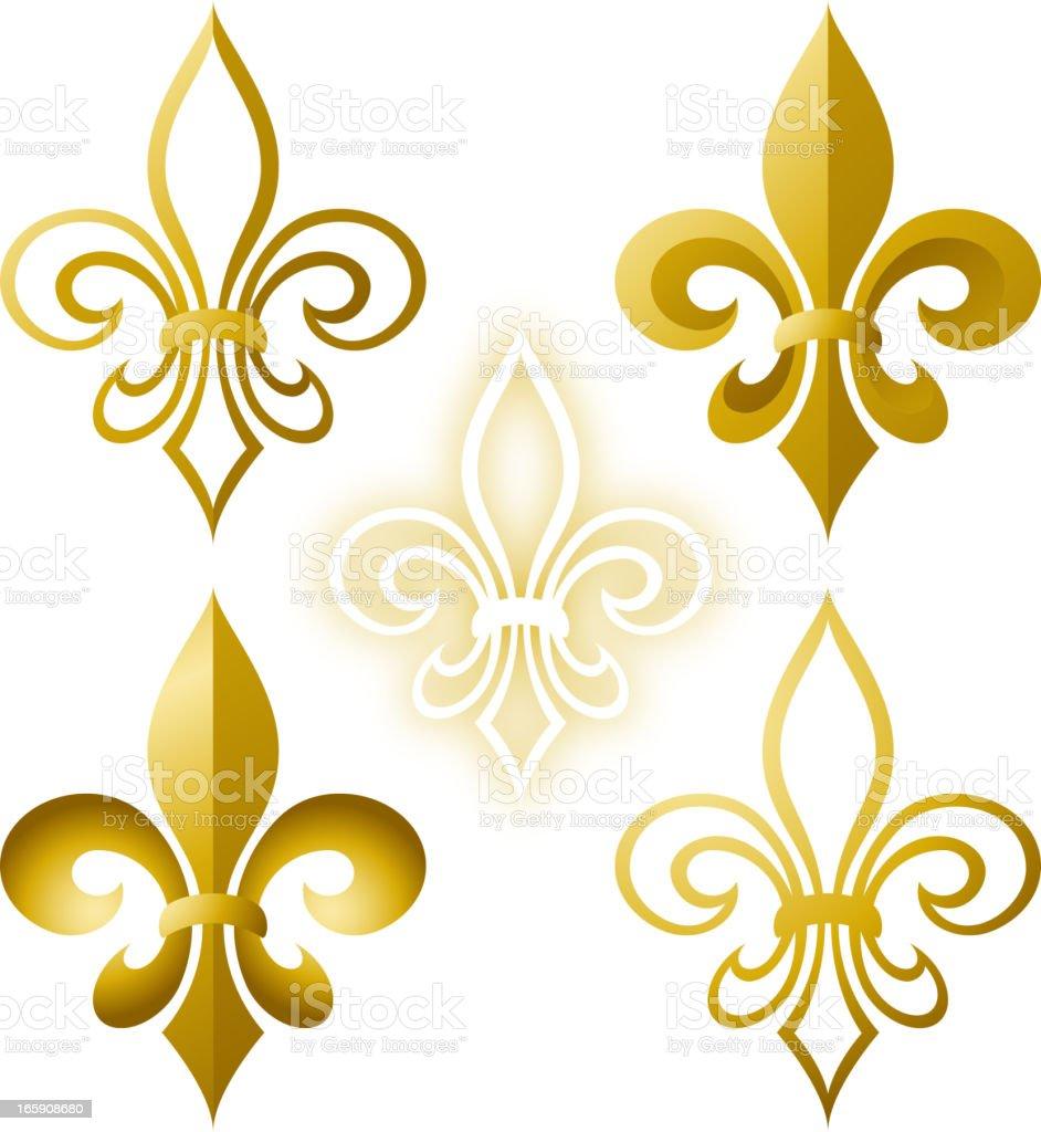 Fleur De Lis royalty-free fleur de lis stock vector art & more images of antique