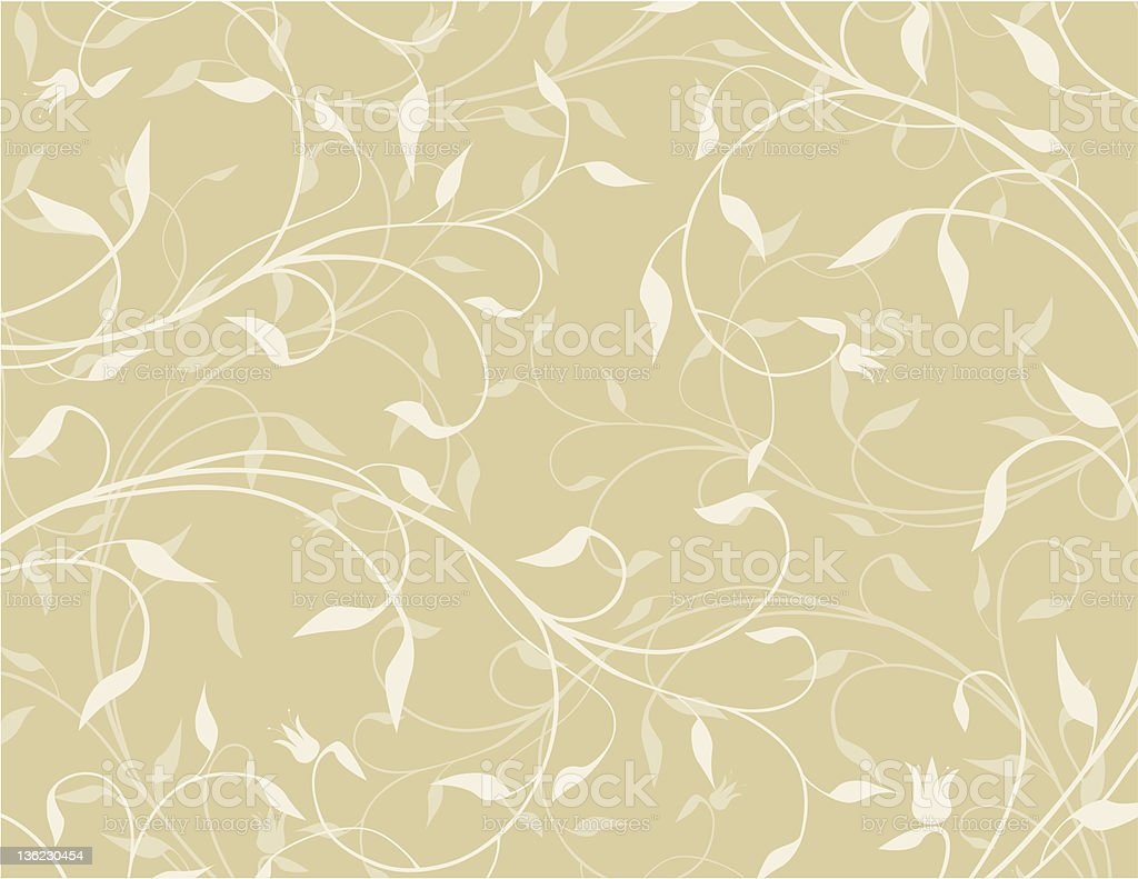flexible twig royalty-free stock vector art