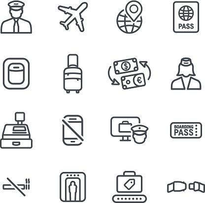 Flight Icons