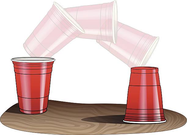 Tops Solo Cup Clip Art : Royalty free flip cup clip art vector images
