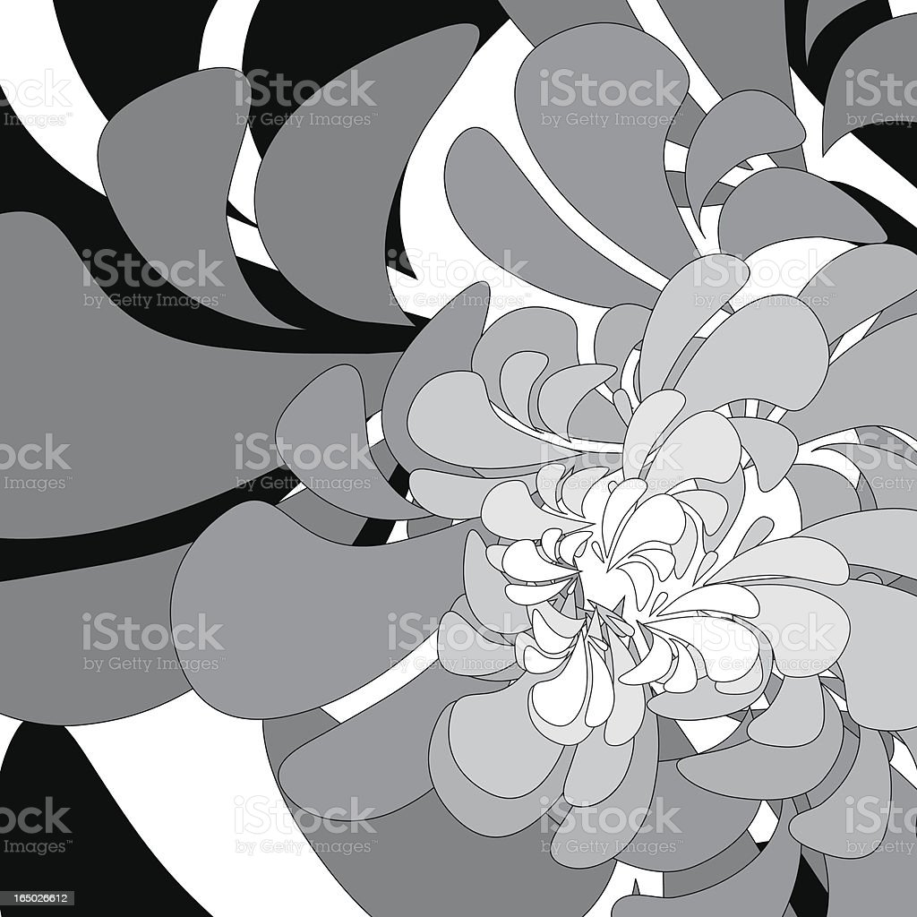 Floating Pulps royalty-free stock vector art