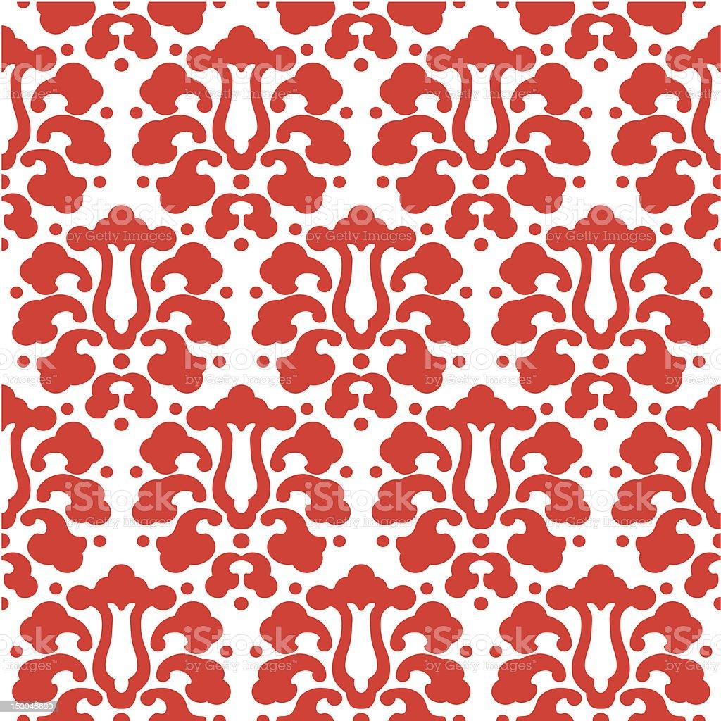 flora pattern royalty-free stock vector art