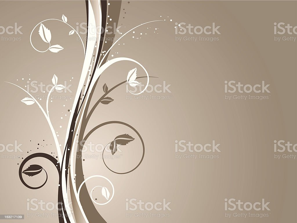 Floral abstract royalty-free floral abstract stock vector art & more images of abstract