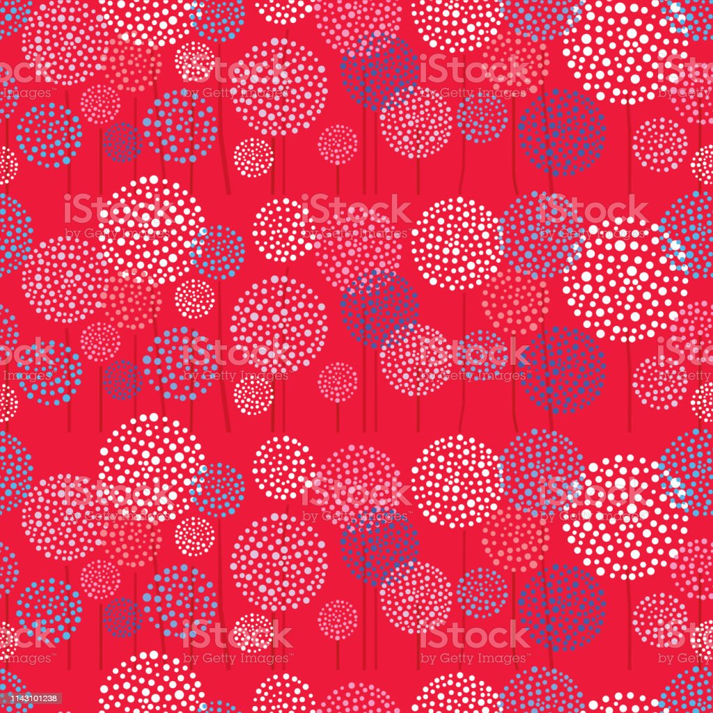 Floral Background. Summer. - Royalty-free Abstract stock vector