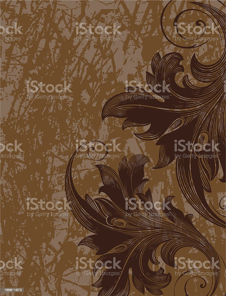 Floral Background royalty-free floral background stock vector art & more images of aging process