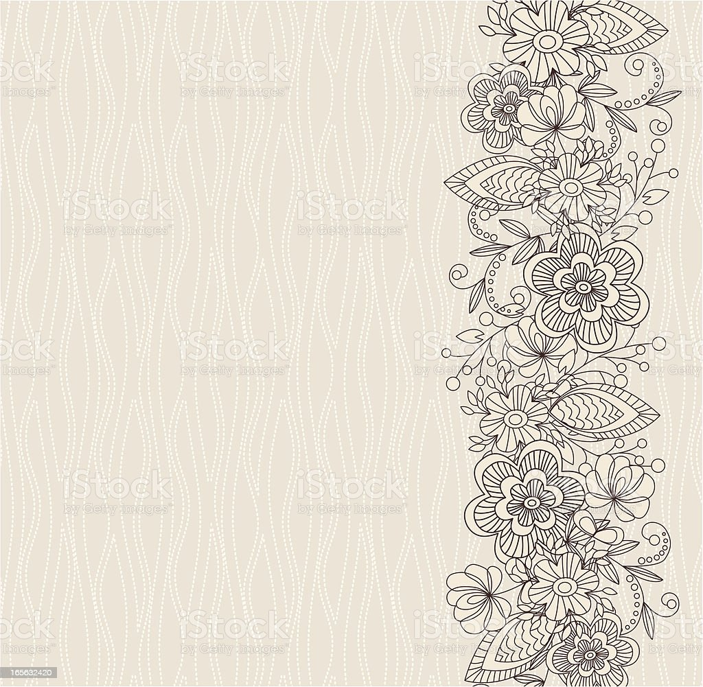 Floral background . royalty-free floral background stock vector art & more images of art