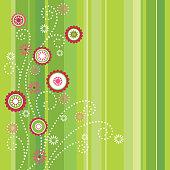 &lightboxIA set of flowering tree