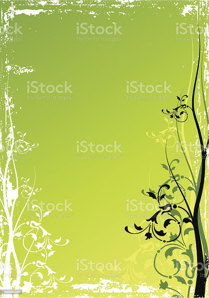 Floral Background royalty-free floral background stock vector art & more images of abstract