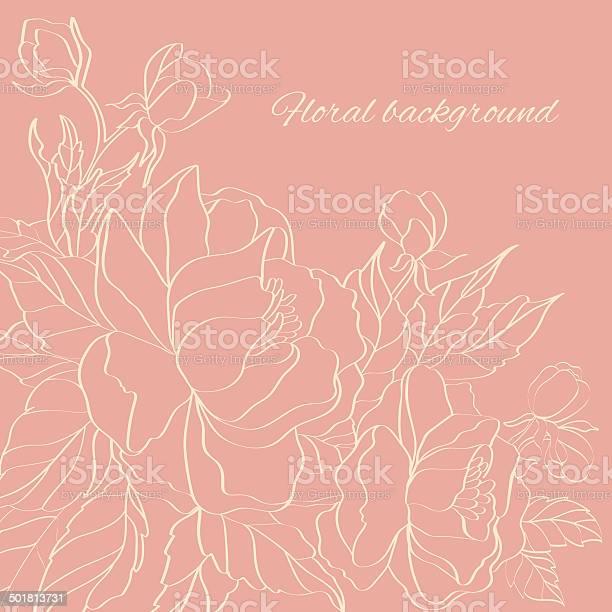 Floral background with hand drawn peonies vector id501813731?b=1&k=6&m=501813731&s=612x612&h=suto8icznpbmlki b0mhy9z yjjowtpaqqg85l4qkl4=