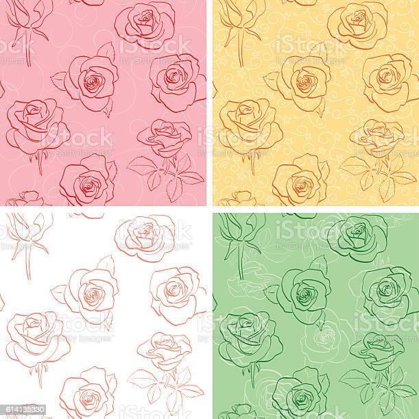 Floral backgrounds with beautiful roses vector set vector id614135330?b=1&k=6&m=614135330&s=612x612&h=kupgluvgd kxww r 83ias zojonayus9cueme3d35w=