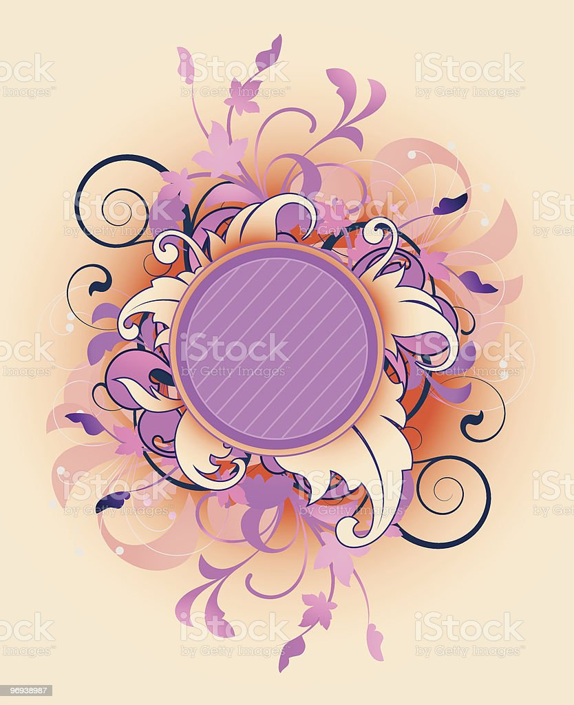 Floral banner royalty-free floral banner stock vector art & more images of abstract