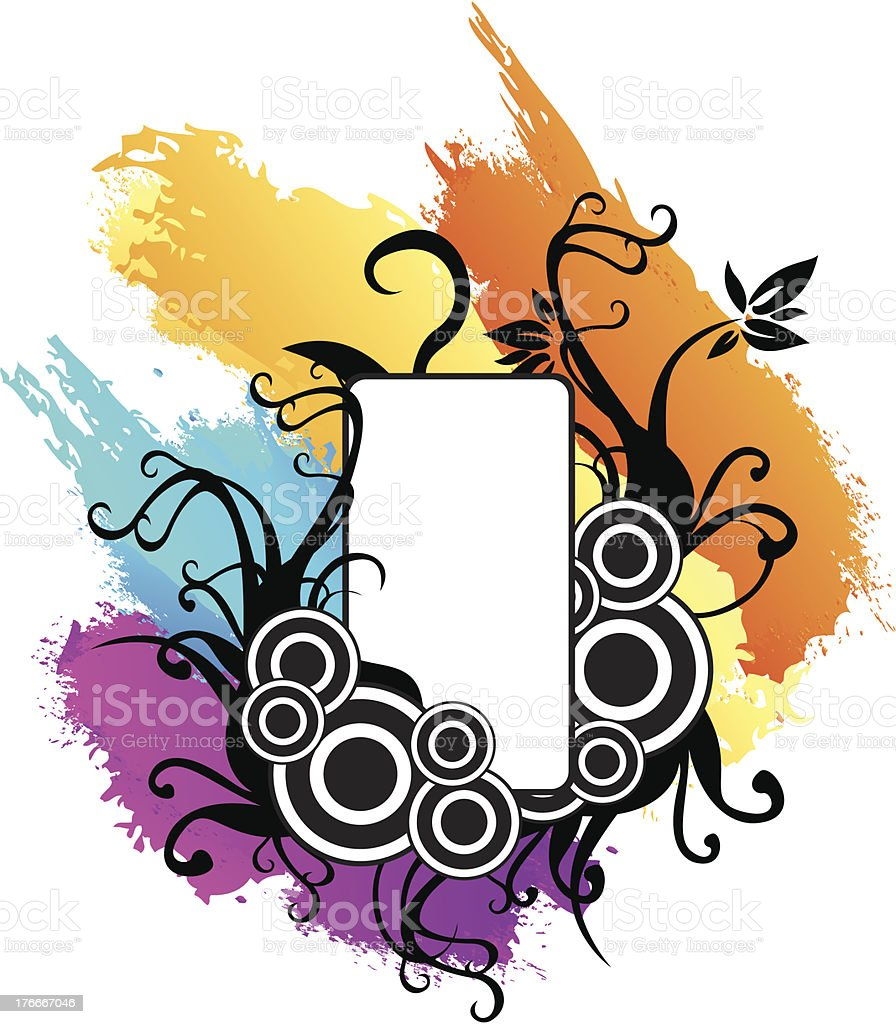 Floral color banner royalty-free floral color banner stock vector art & more images of backgrounds