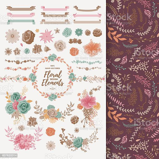 Floral design elements toolset vector id637633314?b=1&k=6&m=637633314&s=612x612&h=p5lv2 zkl5 zsiwi1d99fgt8qg irym2veiiqgbwa34=