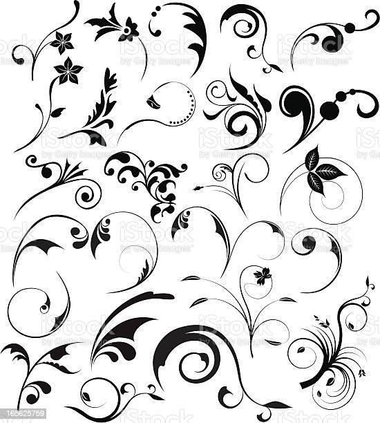 Floral design elements vector id165625759?b=1&k=6&m=165625759&s=612x612&h=ntf82wlg ax06tnqpgzrfcmfkfxiibwhq 5dbf1arku=